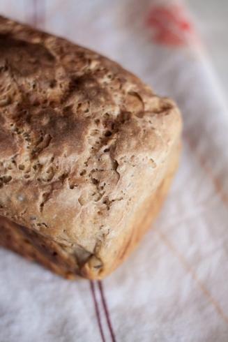 chleb pytlowy z mąką razową