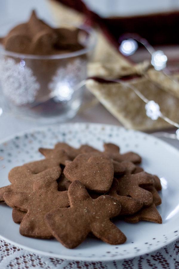 Zdrowe i lekkie pierniczki świąteczne