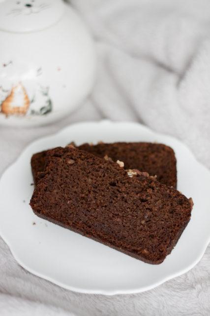 fit ciasto espresso z orzechami i daktylami