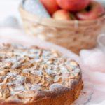 Włoskie ciasto z mascarpone i jabłkami
