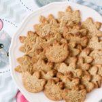 Kokosowe ciasteczka z mąką orkiszową na Dzień Kota 2019